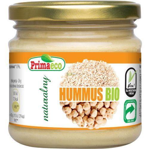 HUMMUS NATURALNY BIO 160 g - PRIMAECO (5900672305357)