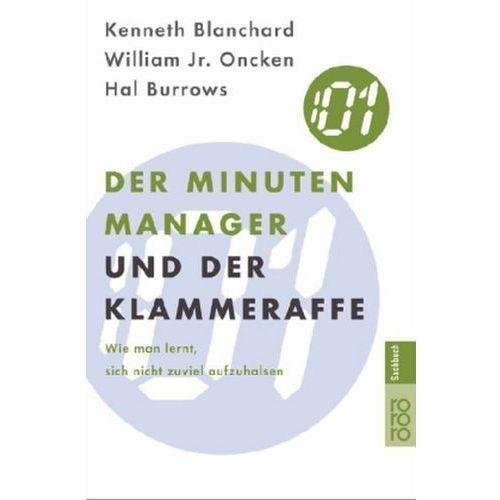 Der Minuten Manager und der Klammer-Affe (9783499614392)