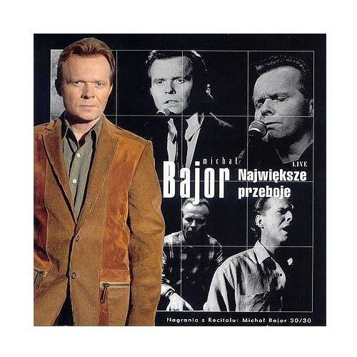 Największe przeboje (CD) - Michał Bajor