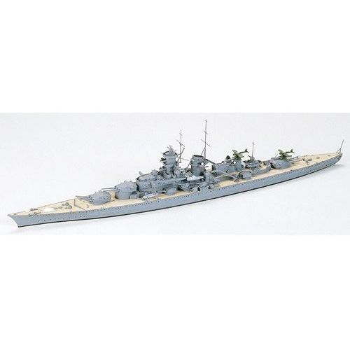 TAMIYA German Battle Cruiser Gneisenau, 5_499436