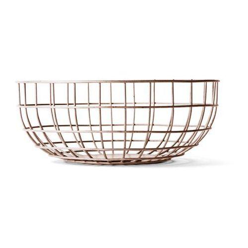 Misa druciana Menu Wire Bowl nude, 9100369