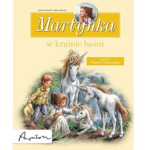 Martynka w krainie baśni. 8 fascynujących opowiadań (2012)