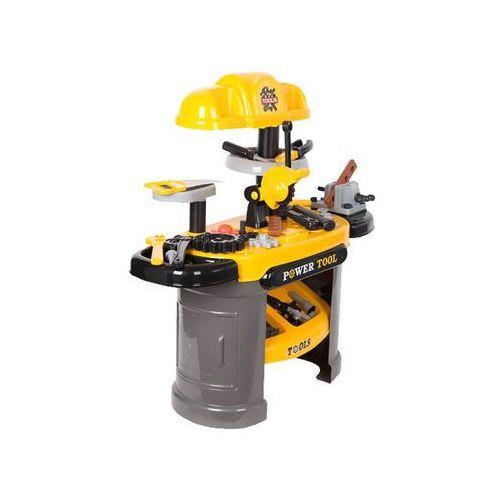 Kindersafe Duży warsztat majsterkowicza + narzędzia 64 części piła 008-912
