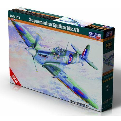 Supermarine Spitfire Mk. VB - Mastercraft (5903852042035)
