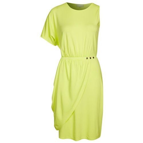 Zalando Collection Sukienka z d�erseju ��ty