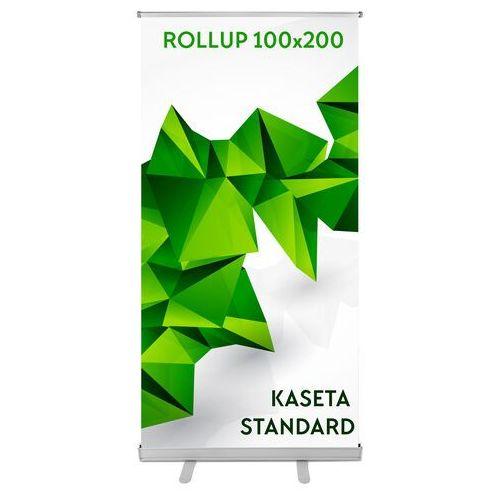 Agi.pl reklama Roll-up standard (100 x 200 cm) z wydrukiem