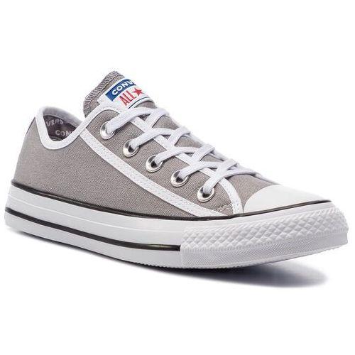 Trampki - ctas ox 163982c dolphin/white/white, Converse, 36-44