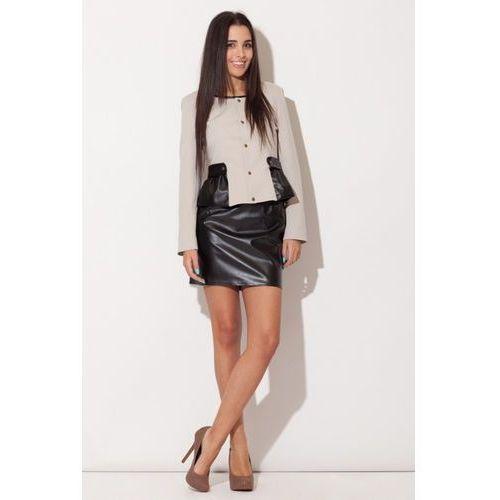 KATRUS TALIOWANY ŻAKIET Z BASKINKA - produkt dostępny w Prima Fashion