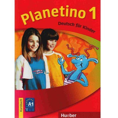 Planetino 1. Kursbuch, oprawa miękka