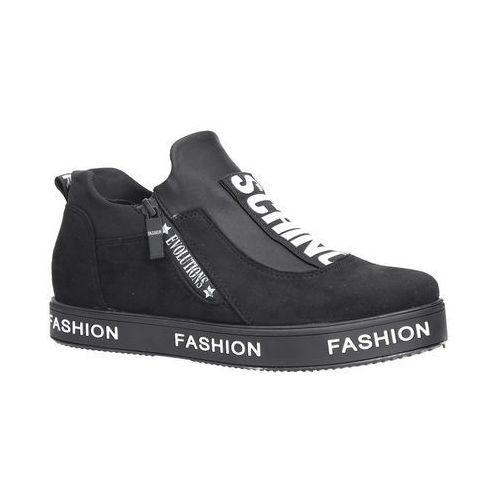 a476e3f40caba ... Czarne buty sportowe sneakersy pb-2 marki Casu 69,99 zł Czarne buty  sportowe sneakersy Casu PB-2 » ...