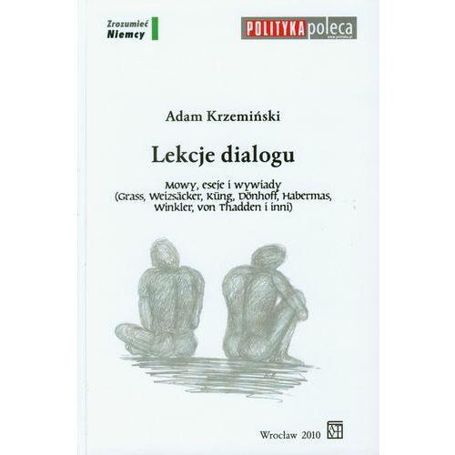 Lekcje dialogu (354 str.)