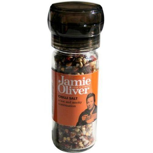 Sól Morska z Chilli Młynek 50g Jamie Oliver