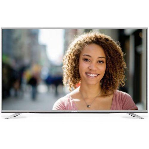 TV LC-55CUF8462 marki Sharp
