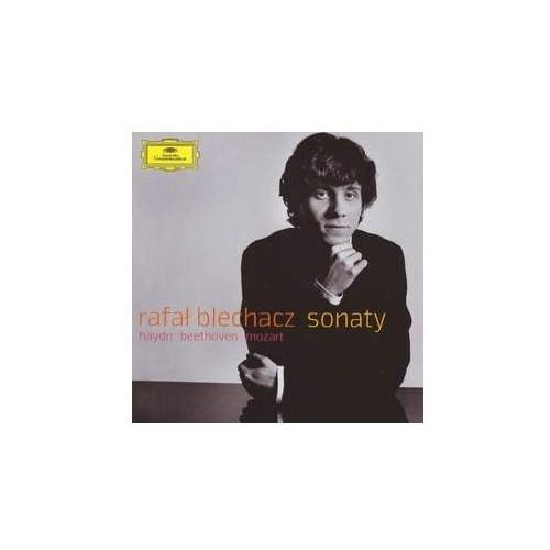 Sonaty: Haydn, Beethoven, Mozart - RafaŁ Blechacz (Płyta CD) (0028947779520)