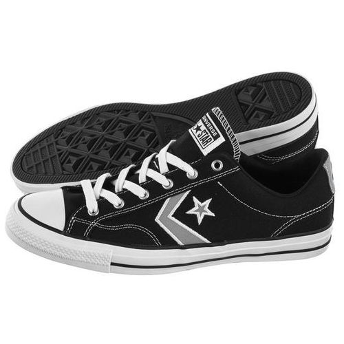 Trampki star player ox black/dolphin/white 164399c (co381-a), Converse, 41-46