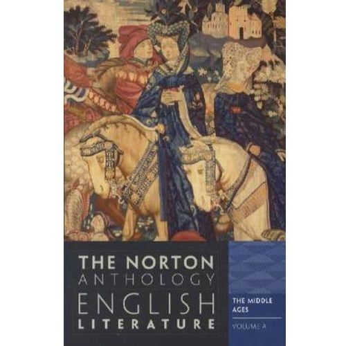 The Norton Anthology Of English Literature, Greenblatt, Stephen