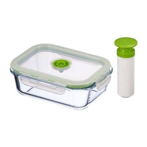 Pojemnik próżniowy szklany boroglas . marki Vacuumsaver