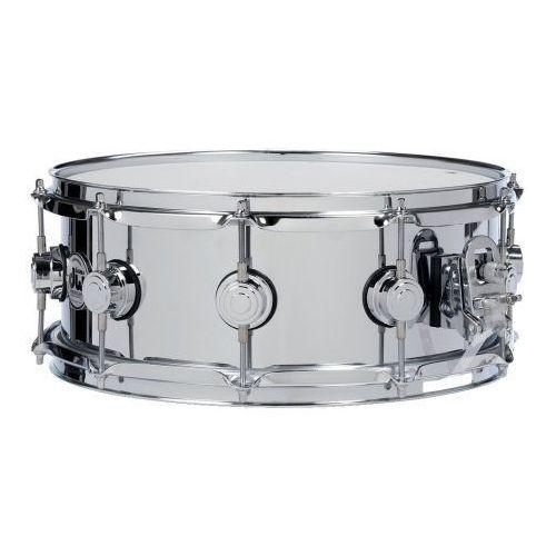 Drum Workshop Snaredrum Stal 14x6,5″