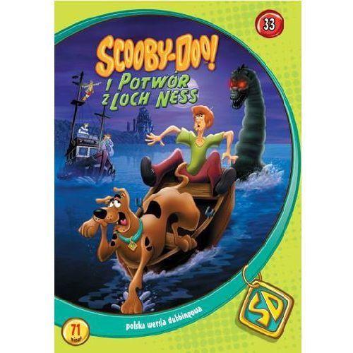 Scooby-doo i potwór z loch ness (dvd) - george doty, ed scharlach, mark turosz od 24,99zł darmowa dostawa kiosk ruchu marki Galapagos