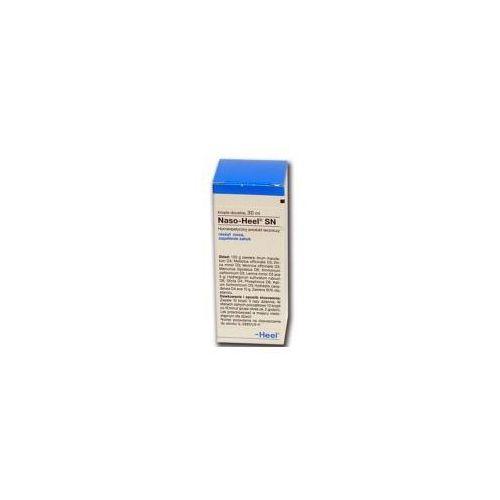 Oferta HEEL Naso Heel SNT krople doustne 30ml Kurier: 13.75, odbiór osobisty: GRATIS! (Homeopatia)