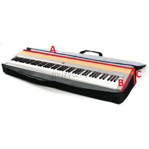 Mstar K-KEYBOARD pokrowiec na keyboard na wymiar