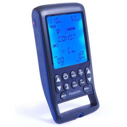 Elektrostymulator wielofunkcyjny FlexiStim (TENS+EMS+INF+MET) (5033435131181)