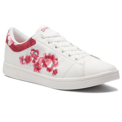 Sneakersy - tennis hindi dancer 19sukp03 1000, Desigual