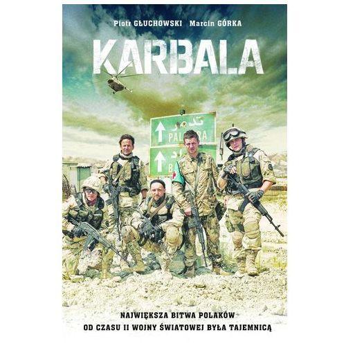 Karbala - Dostawa zamówienia do jednej ze 170 księgarni Matras za DARMO (384 str.)