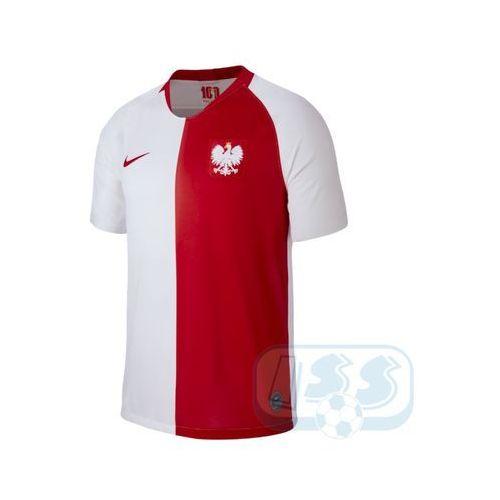 Rpol20: polska - koszulka marki Nike