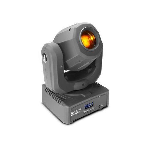 Cameo clns300 nanospot 300 - led mini moving head 30 w - ruchoma głowa