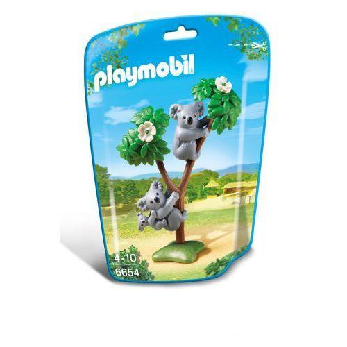 Playmobil CITY LIFE Dwa misie koala z młodym 6654 - BEZPŁATNY ODBIÓR: WROCŁAW!