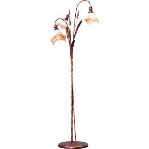 Lampex Lampa podłogowa kłos 020/st b+m* - - sprawdź kupon rabatowy w koszyku