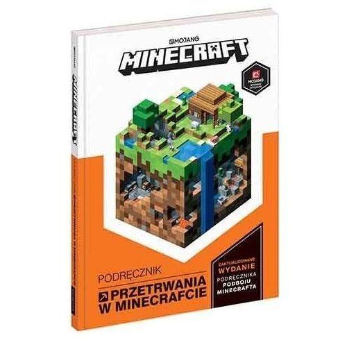 Minecraft. Podręcznik przetrwania w Minecrafcie, oprawa twarda