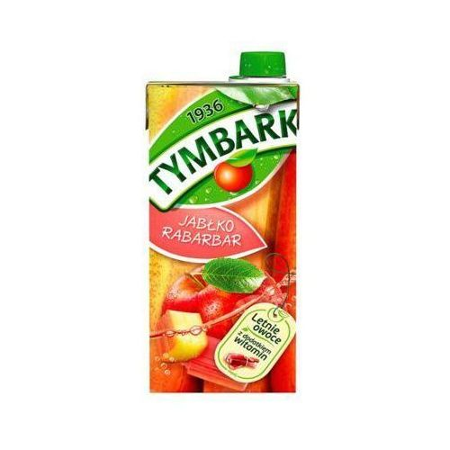 TYMBARK 1l Jabłko Rabarbar Napój