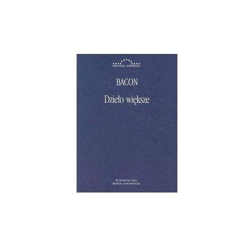 Dzieło większe - Roger Bacon, oprawa twarda