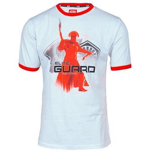 Koszulka GOOD LOOT Star Wars Elite Guard (rozmiar XL) Biało-czerwony