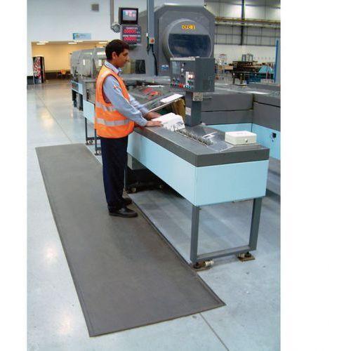 Mata piankowa z utwardzaną powierzchnią PVC, szerokość 60 cm, 5m rolka
