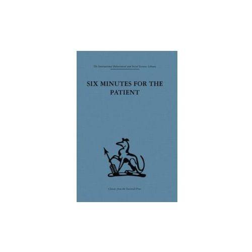 SIX MINUTES PATIENT TAV V33 (9781138881365)
