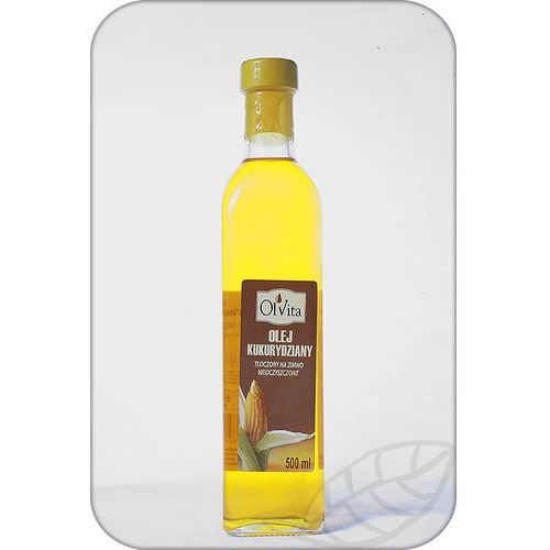 Olvita: olej kukurydziany - 500 ml (Oleje, oliwy i octy)