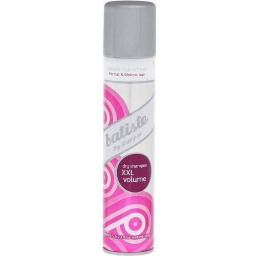 BATISTE Dry Shampoo suchy szampon do wlosow XXL VOLUME 200ml z kategorii mycie włosów