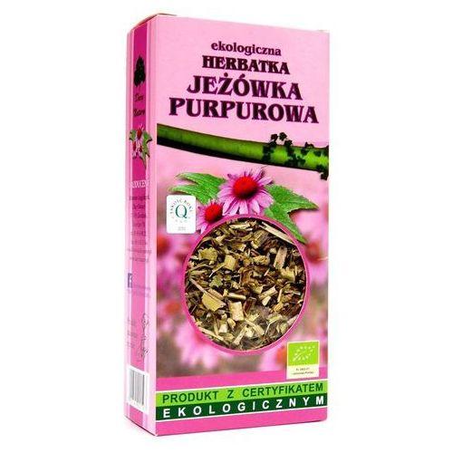 Dary natury Herbatka z jeżówki purpurowej bio 50 g - (5902741001597)