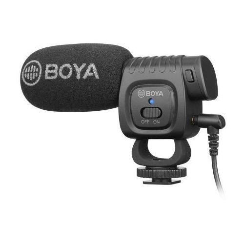 by-bm3011 kompaktowy mikrofon pojemnościowy do tabletów, smartfonów, aparatów dslr, kamer rejestratorów audio, komputerów marki Boya