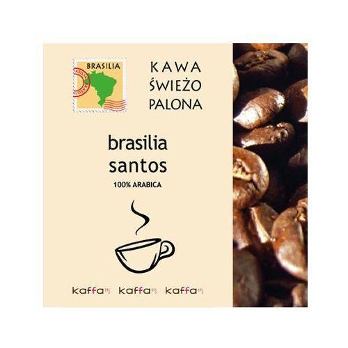 Kawa swieżo palona Kawa świeżo palona brasilia santos 1 kg (5903111010157)
