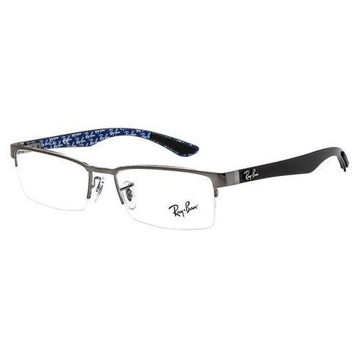 Okulary Korekcyjne Ray-Ban Tech RX8412 Carbon Fibre 2502
