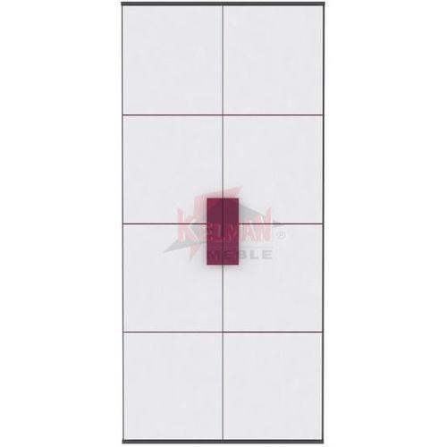 Szafa 2-drzwiowa Libelle LBLS82 - produkt dostępny w KELMAN Meble