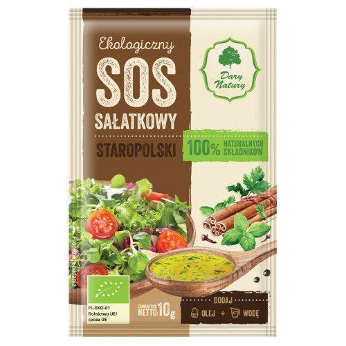 Sos Sałatkowy Staropolski Eko 10 g, DN1014