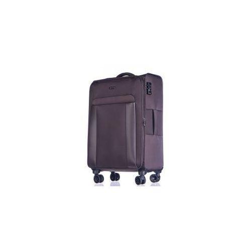 9f43e15f1179b PUCCINI walizka średnia 4 koła z kolekcji BERLIN materiał nylon możliwość  poszerzenia zamek szyfrowy TSA, EM50390B 669,00 zł kolekcja Berlin  wytwarzana z ...