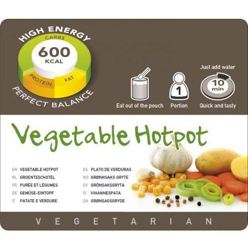 Adventure food Kociołek wegetariański (1 porcja)