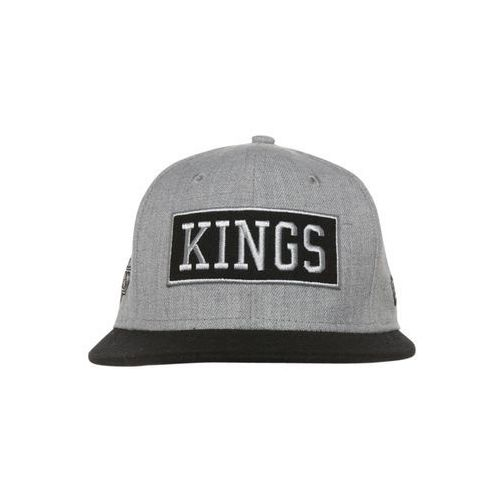 New Era LOS ANGELES KINGS Czapka z daszkiem heather gray/official team colour - produkt dostępny w Zalando.pl