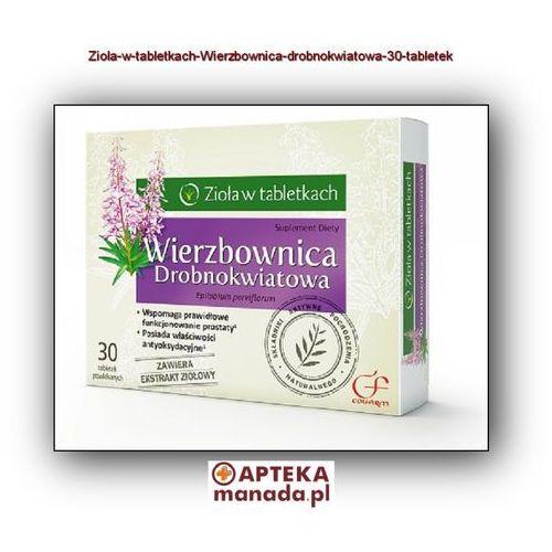 Tabletki Wierzbownica drobnokwiatowa 170mg 30 tabletek Colfarm